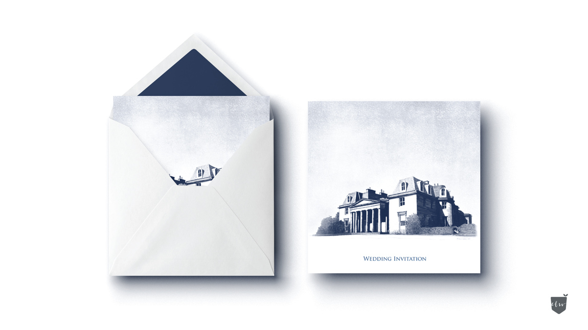 Emma Louise Wilson - Wedding Stationery