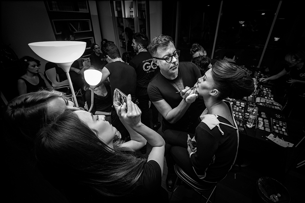 Daniele De Iulio - Gran Ballo Viennese delle Debuttanti di Roma - Backstage