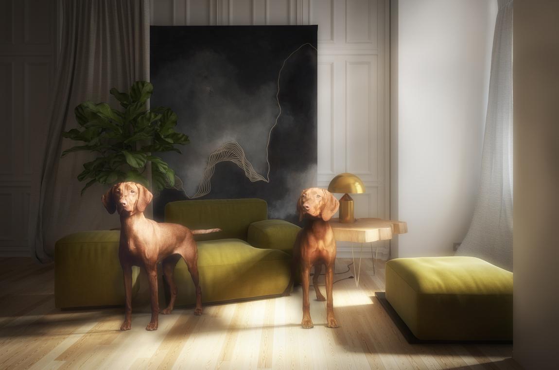 Sukena Tran - A Dog Thing