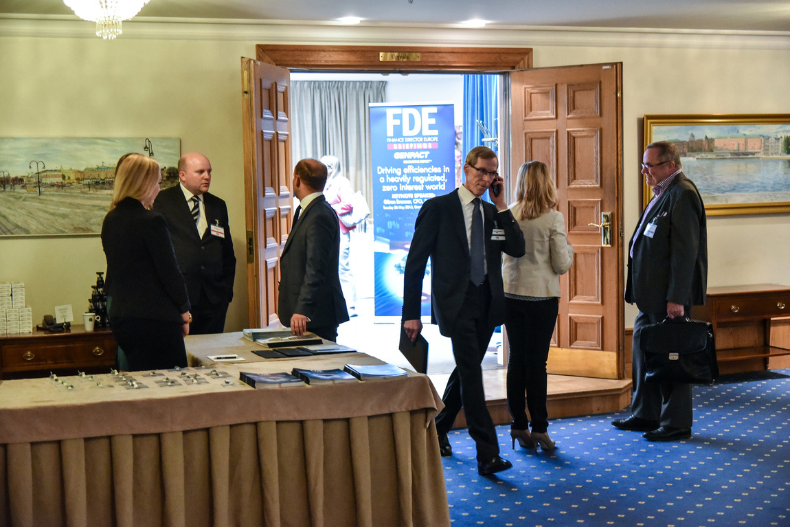 Ingemar Edfalk - Finance Directors Europe