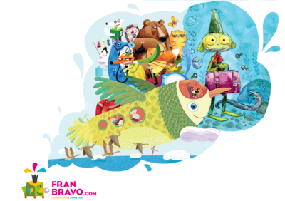 FRAN  BRAVO is a creatives in Spain