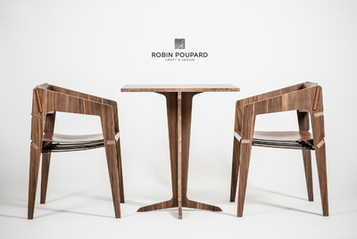 Robin Poupard is a designers in France