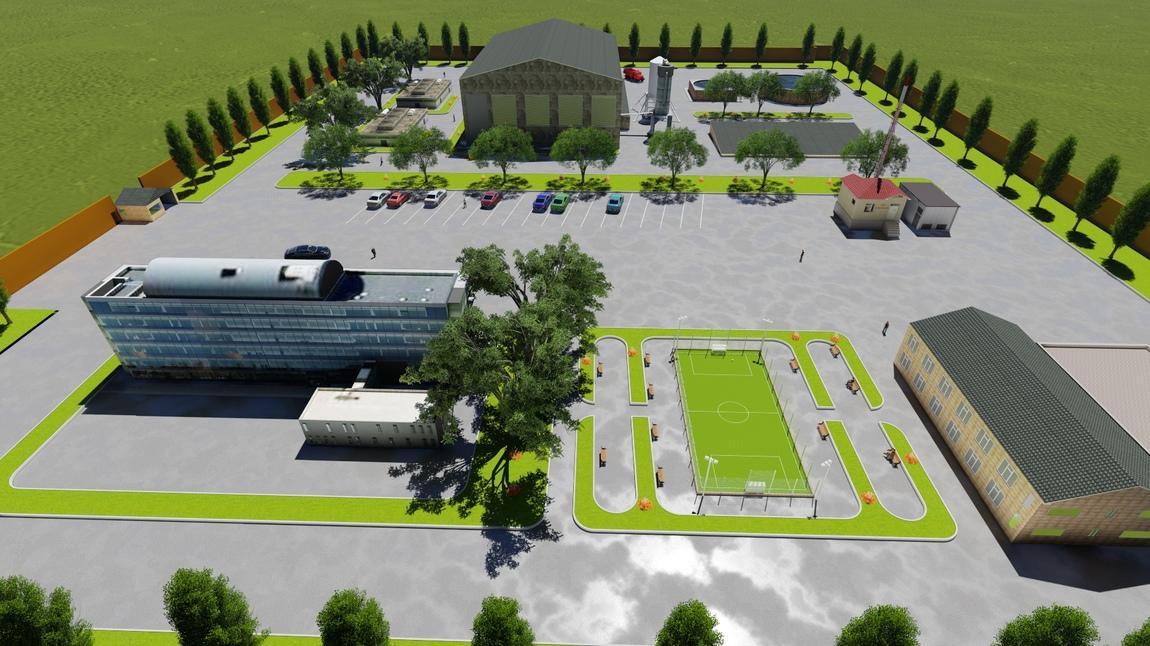 Aram Hovhannisyan - Factory