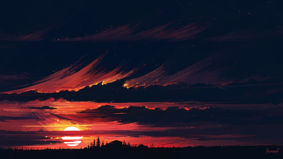 Aenami - Sundown