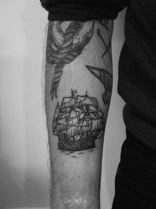 Vanda Ferreira - tattoo