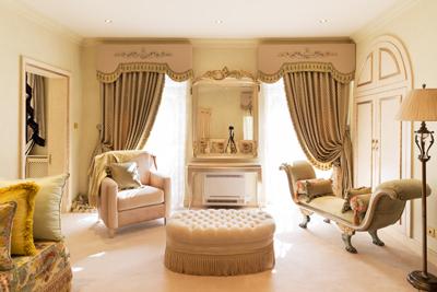 Anna Pericas - Hyde Park Gardens apartment