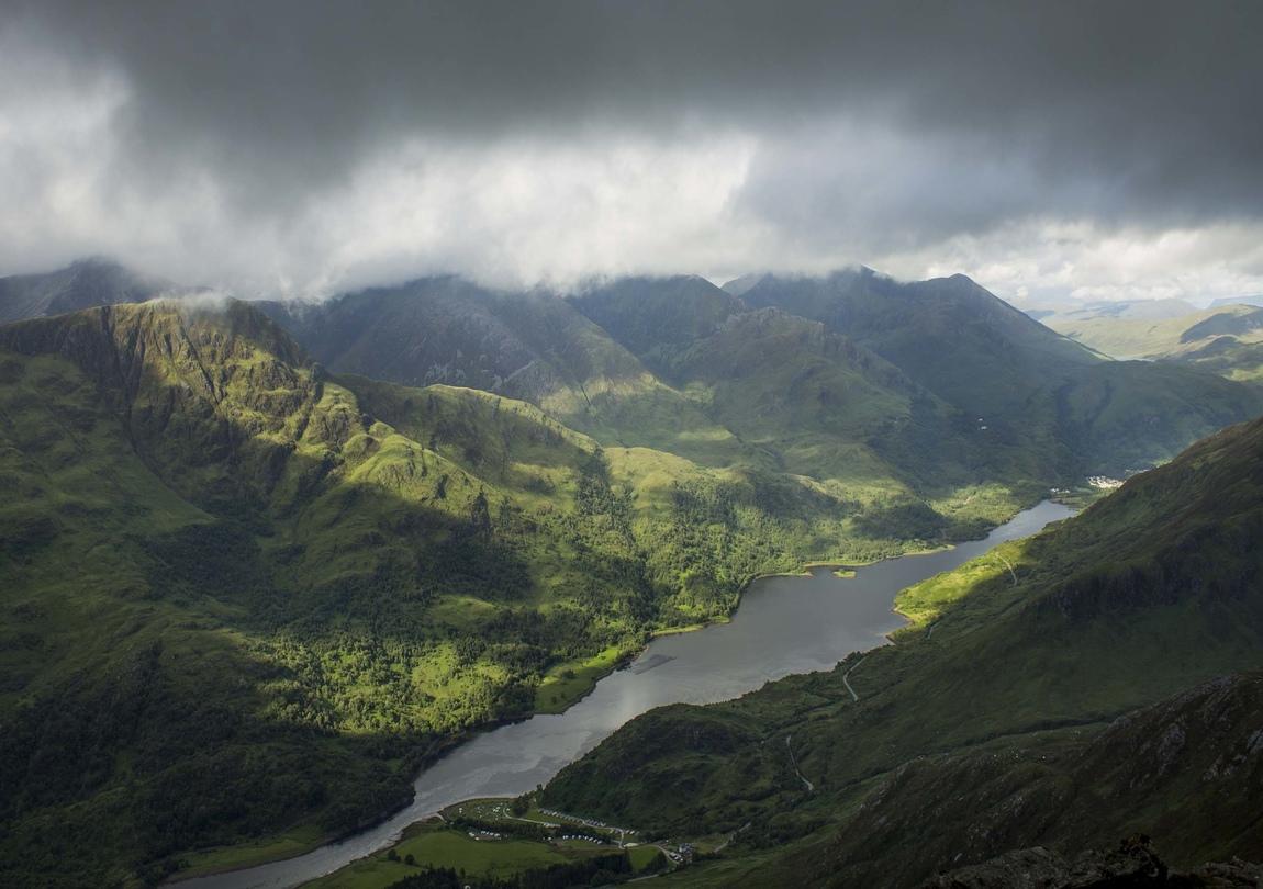 Hayely Smith - Scotland, Highlands