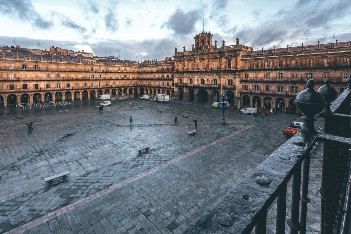 Andrea Dal Soglio - UNIVERSITY CITY - Salamanca, Spain