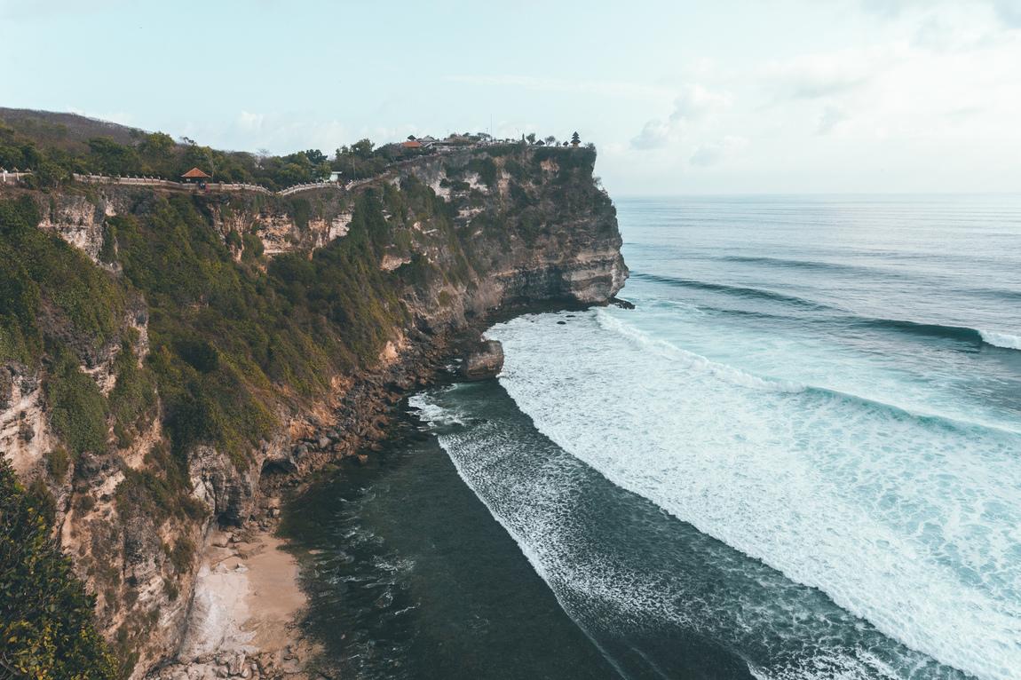 Andrea Dal Soglio - ULUWATU TEMPLE - Bali, Indonesia