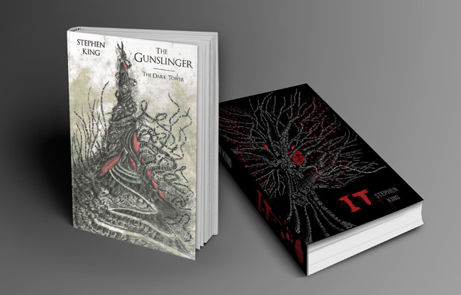 Georg Gondowidjaja - Book Covers