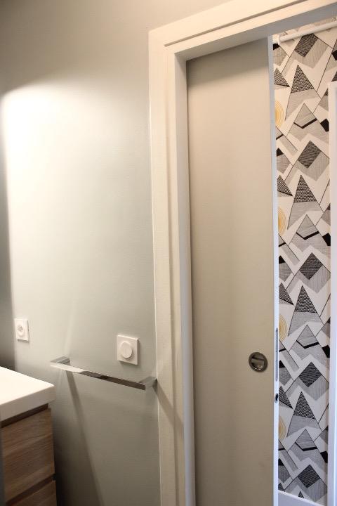 Nelly CORTOT - Rénovation d'une zone cuisine & sanitaire - Montrouge