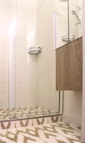 Nelly CORTOT - Chambre, Salle de bain & toilettes - Paris 12 - Projet en cours