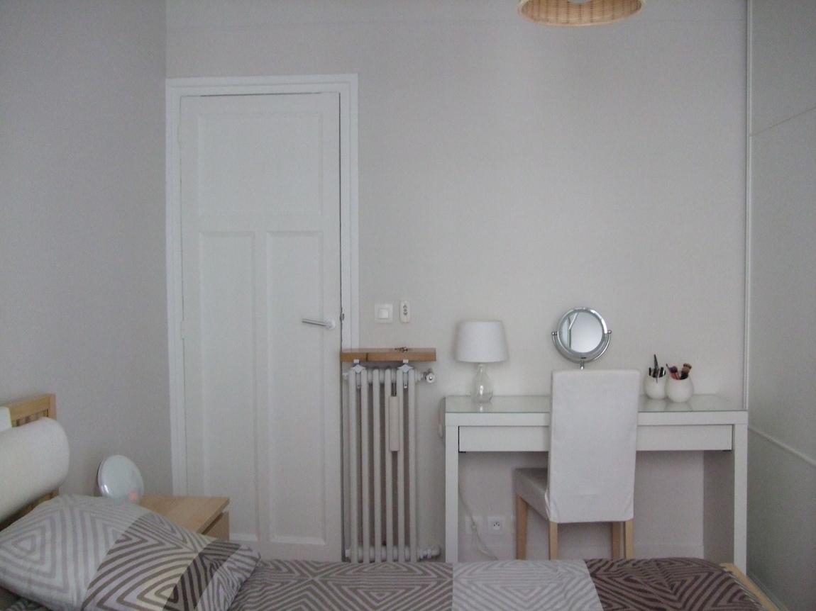 Nelly CORTOT - Rénovation d'une chambre et création d'un dressing T2 - Paris 15ème