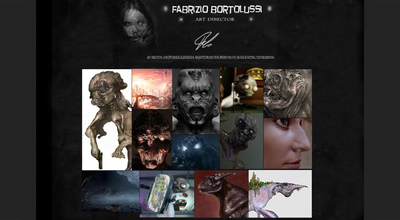 Fabrizio Bortolussi is a artists in Italy