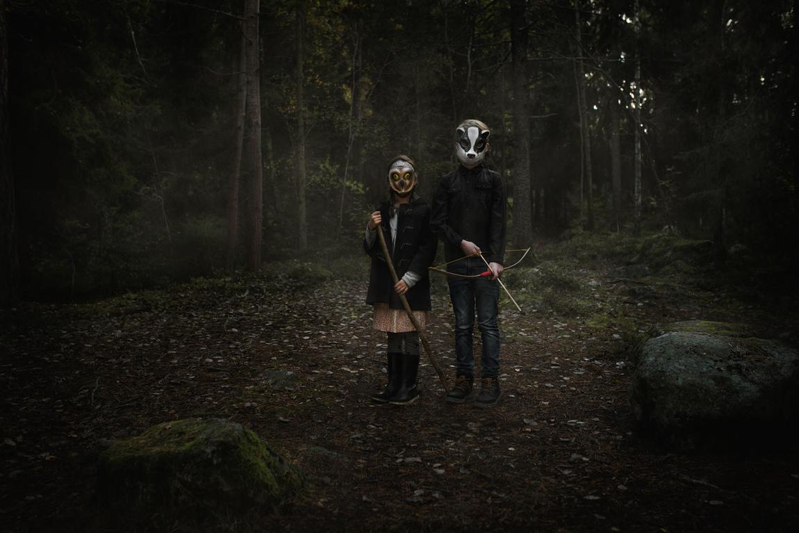 Alison De Mars - Conceptual: Storyland