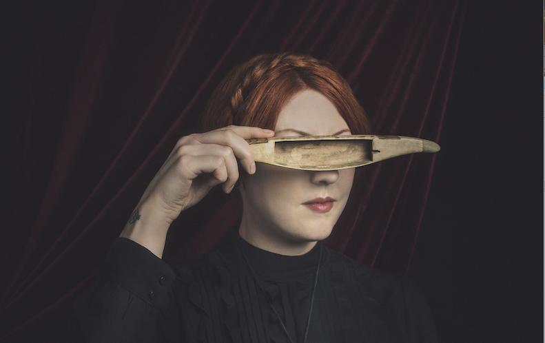Alison De Mars - The Hidden Museum: Elsa, textile artist