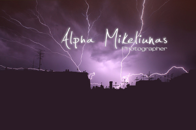 Alpha Mikeliunas is a photographers in Spain