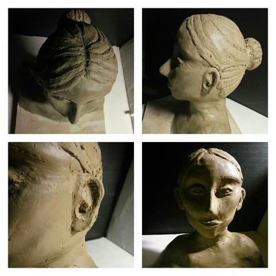 Weronika Abramczyk - Sculpture
