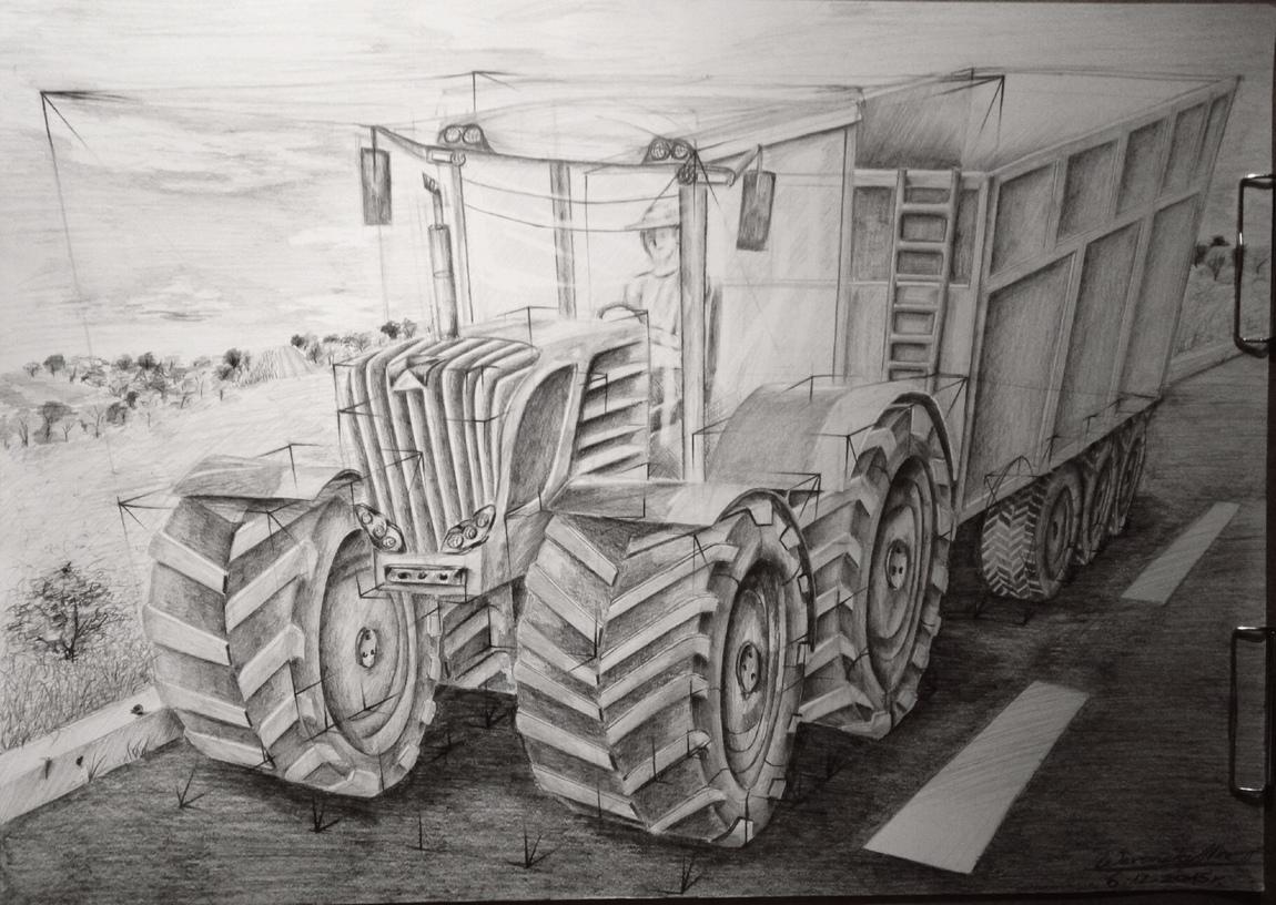 Weronika Abramczyk - Tractor