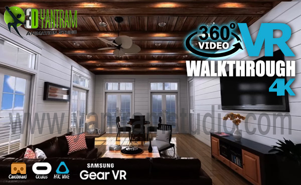 Yantram Studio - 360 Degree 3D Walkthrough Animation By Yantram virtual reality studio- California, USA