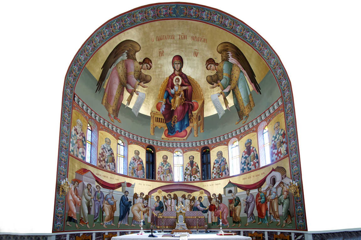 Themis Petrou - Saint Athanasio's Church