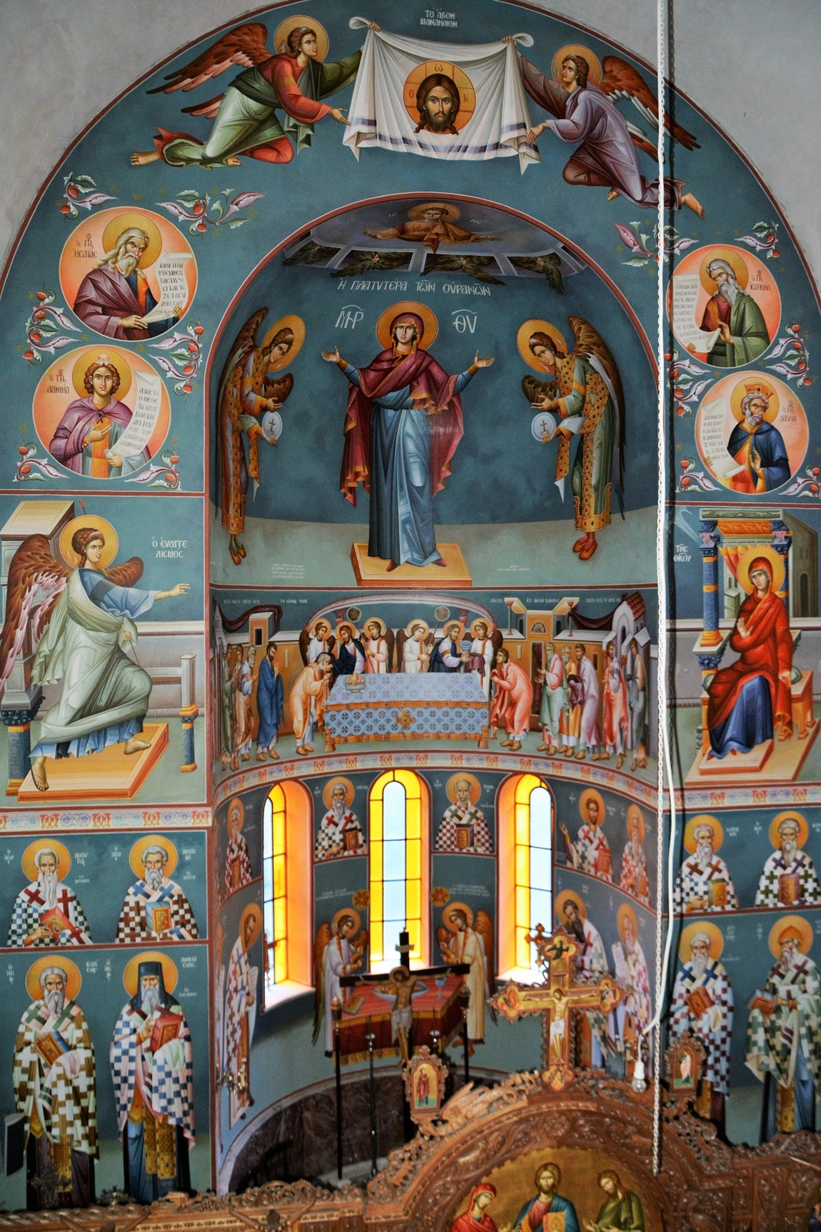 Themis Petrou - Saint Dioniso's Church