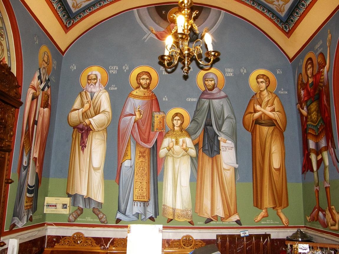 Themis Petrou - Saint Anthony's Church
