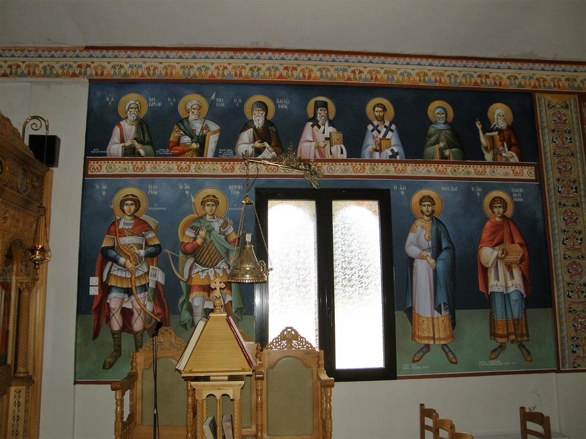 Themis Petrou - Prodromo's Church (Evoia,Greece)