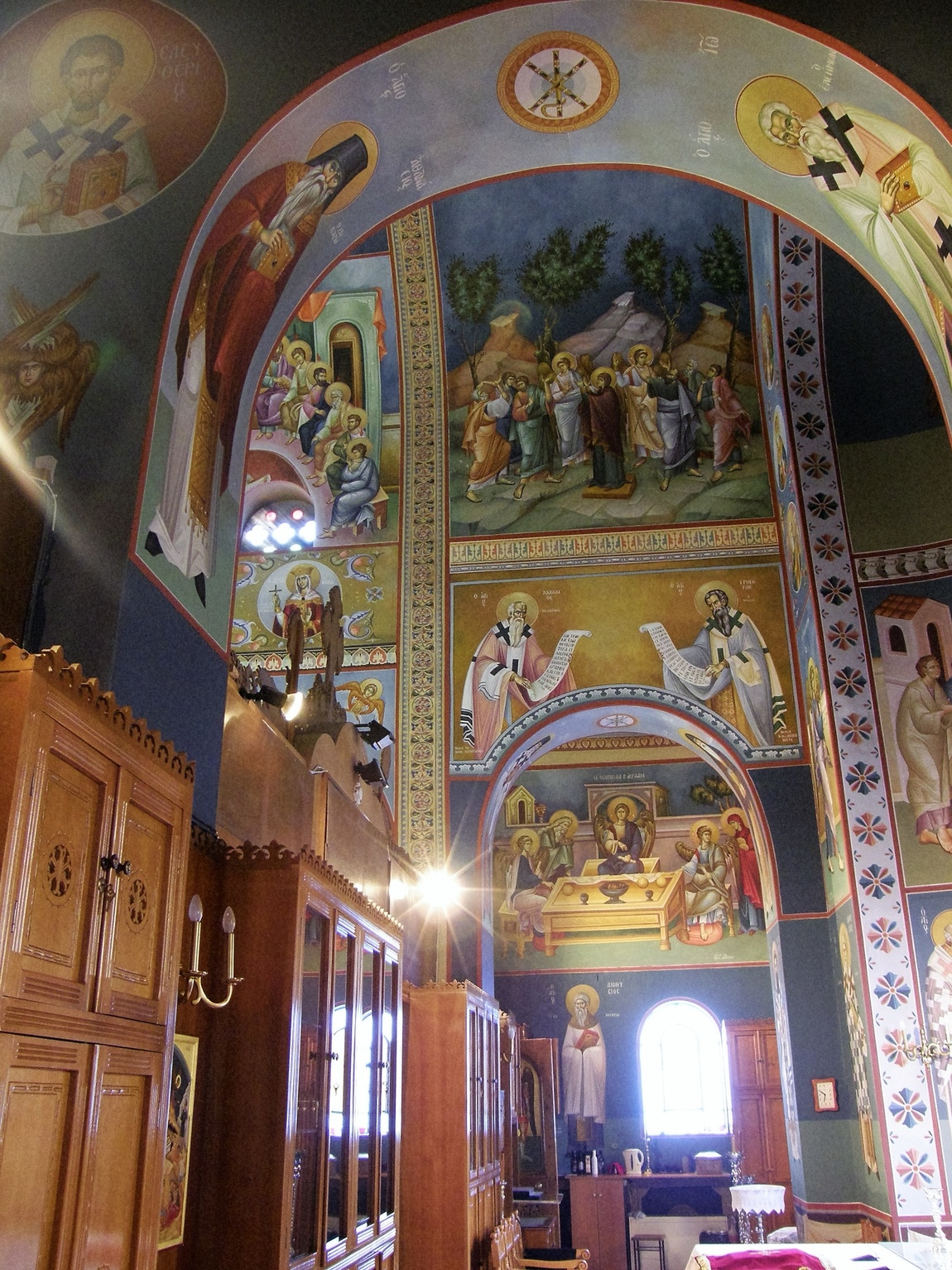 Themis Petrou - Βrigade's Church (Athens,Greece)