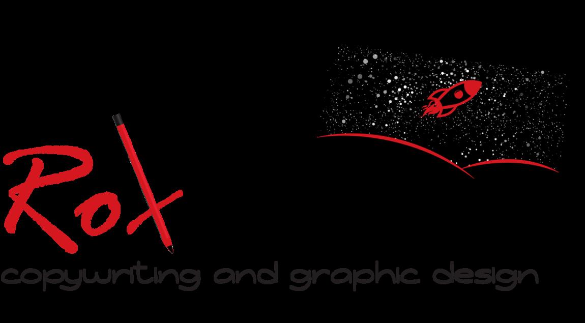 Rox - Logo Design - Copywriting & Graphic Design