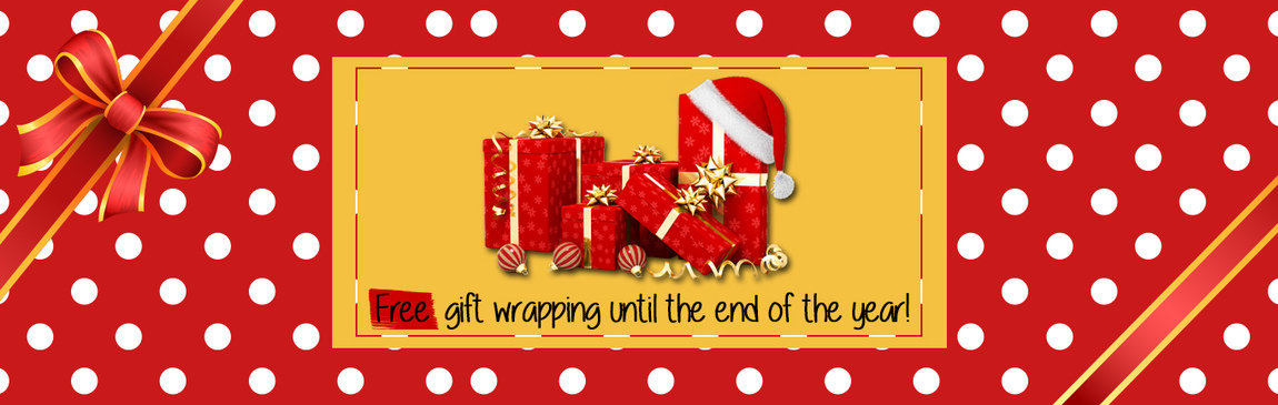 Rox - Creative Banner - Gift Wrapping