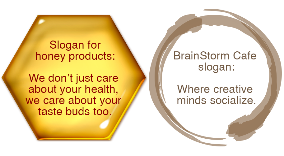 Rox - Slogans For Different Products