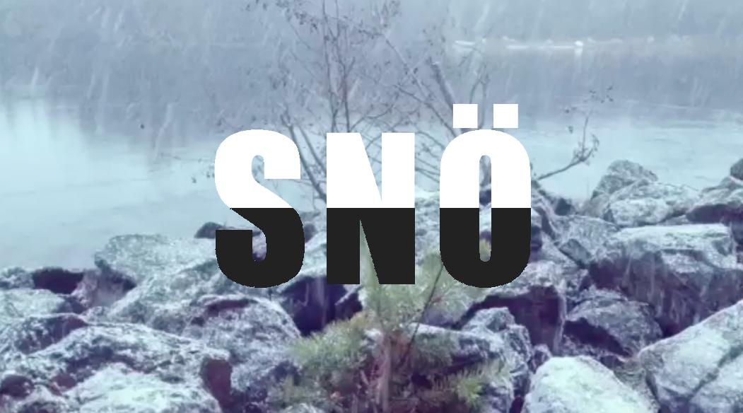 Josef Sjöblom - Snö