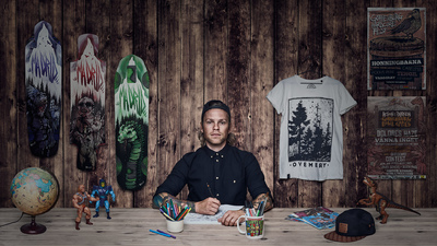 CHRIS OVEMERY is a creatives in Göteborg