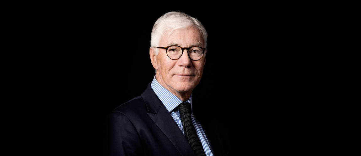 Erik Flyg - Portrait 1