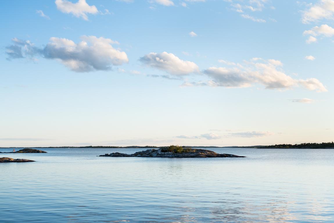 Erik Flyg - Stockholm Archipelago