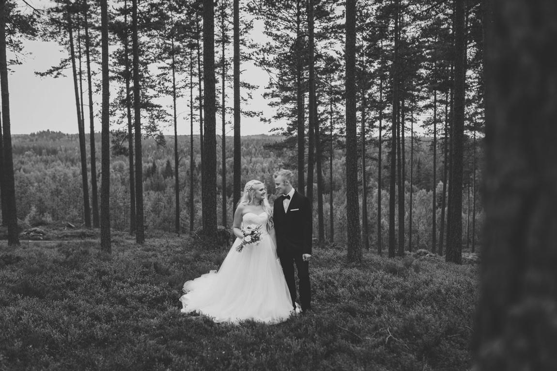 OMMA fotografi - Tina & David  - BRÖLLOPSFOTOGRAF I EKSJÖ