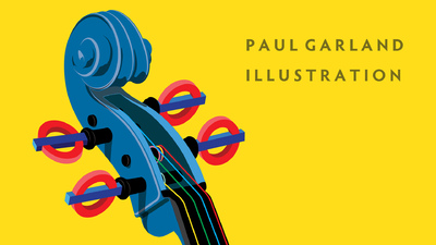 Paul Garland is a creatives in England