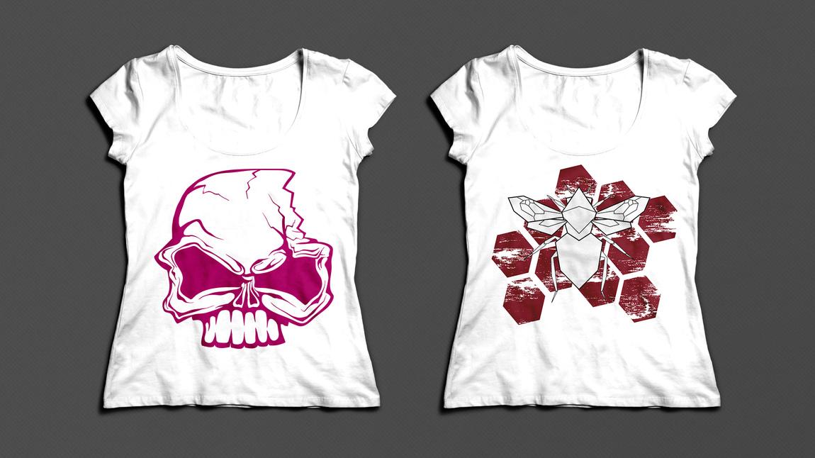 Ipek Unal - Illustrations for Tshirt