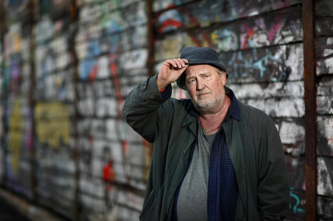 Peter Holgersson - Porträtt