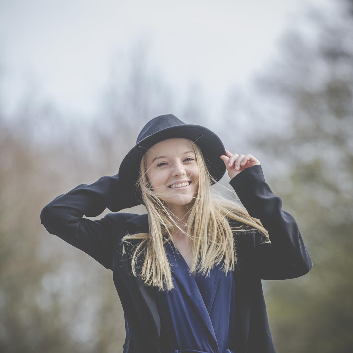 Lotta Gyllensten - Porträtt- Business, Företag