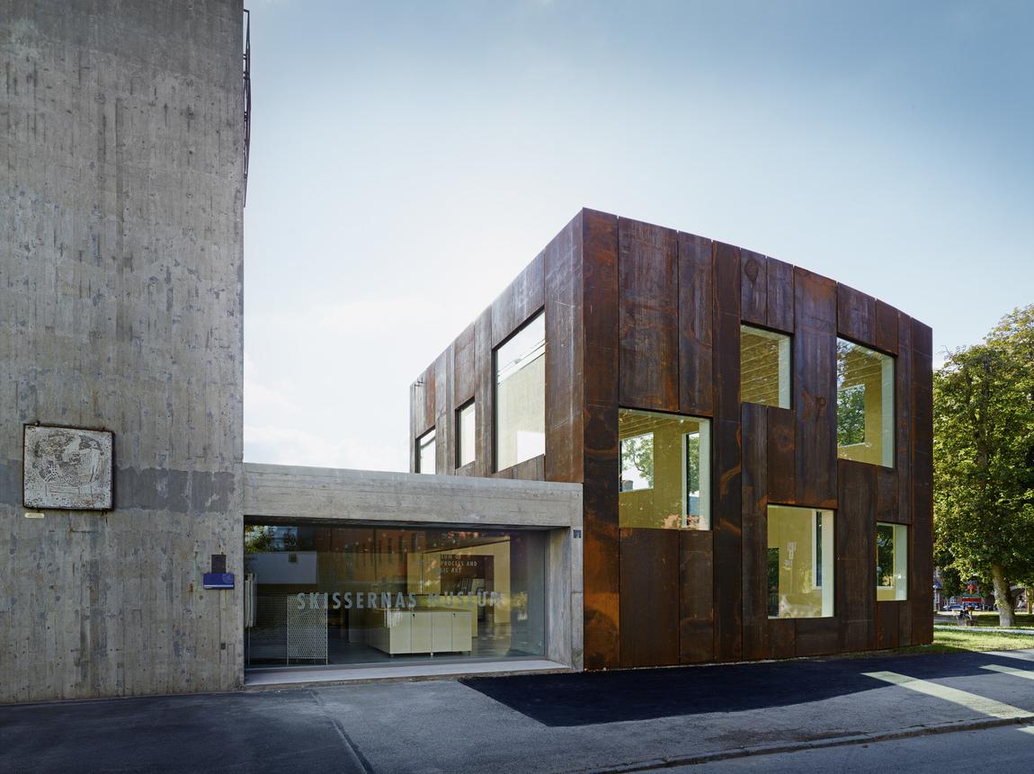Peo Olsson - Skissernas Museum