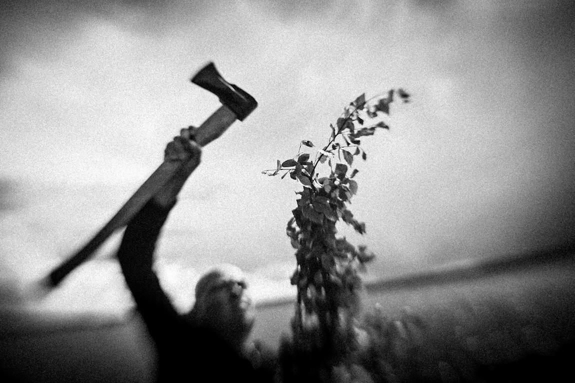 Paulina Holmgren - Pagan Rituals Under A Midnight Sun - Find Creatives