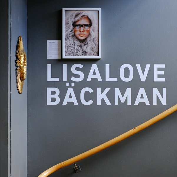 Lisalove Bäckman - Exhibition at Sågverket