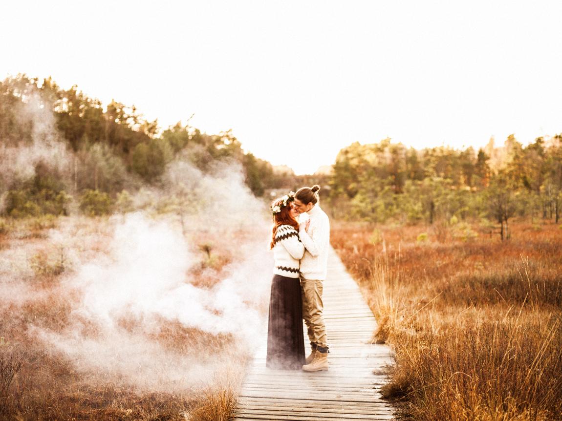 Jenny Blad - Couples shoot - Parfoto