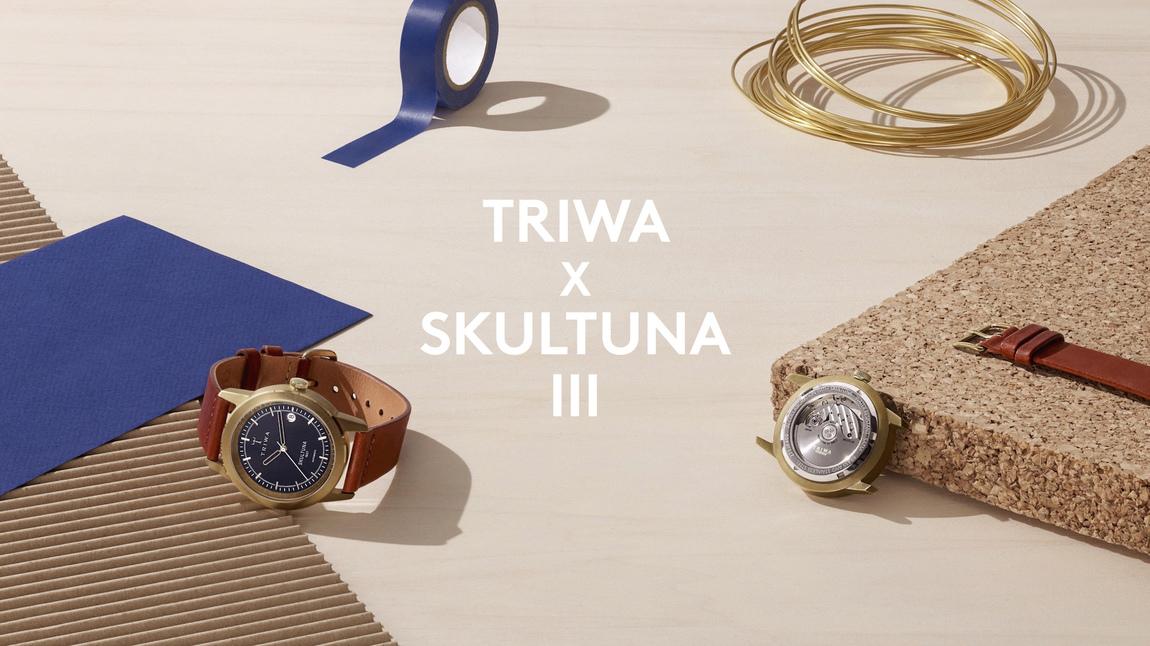 Tobias Björkgren - Triwa x Skultuna III