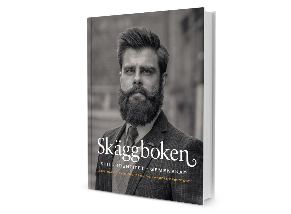 Anders Bergstedt - Skäggboken