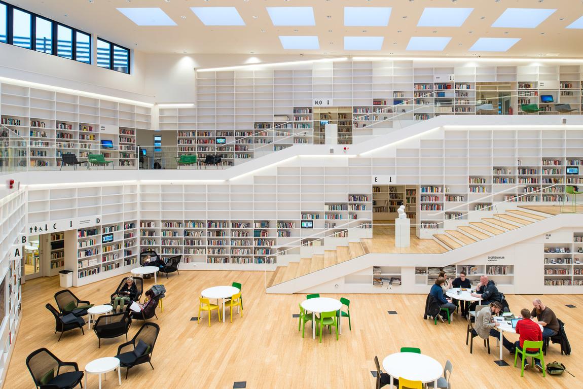 Christian Boo - Bibliotek Högskolan Dalarna