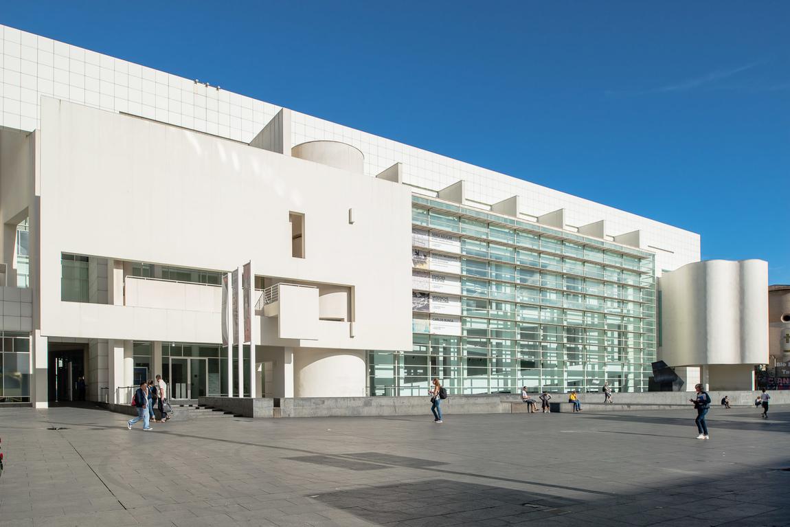 Christian Boo - MACBA. Museu d-Art Contemporani de Barcelona
