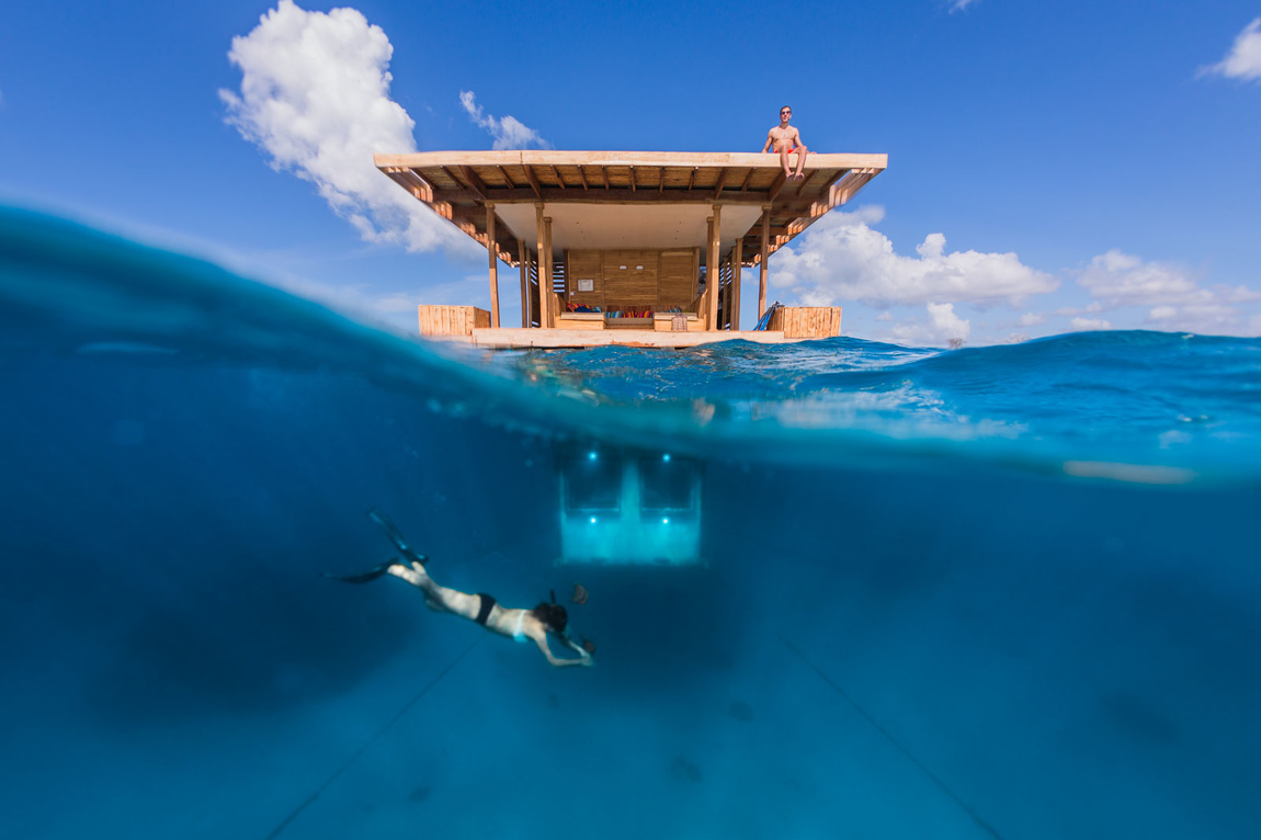 Jesper Anhede - Destination photography for the Manta Resort and the Manta Underwater Room - Pemba Island, Zanzibar, Tanzania, Africa